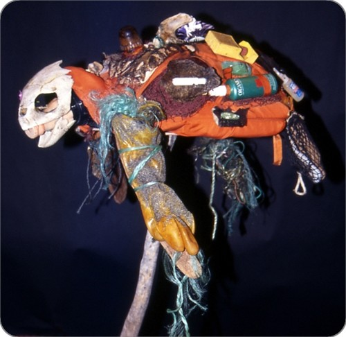 Entangled Species, Dion Laurent, 1995