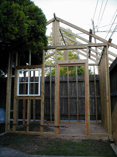 Tree House...Shelter Project.jpg (68158 bytes)